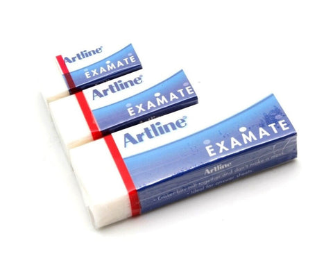 Artline Examate Eraser - Soca Computer Accessories Supplies