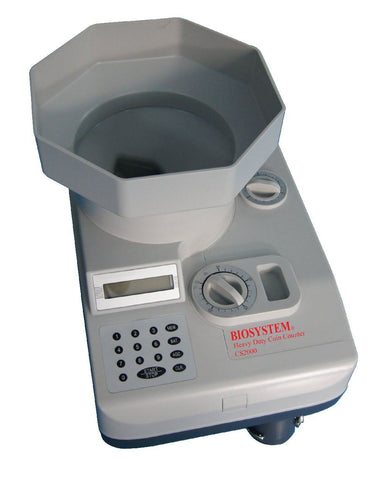 Biosystem CCS-2000 Coin Counter
