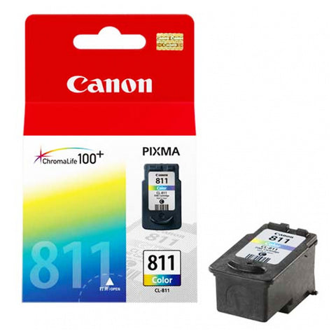 Canon Ink Cartridge CL811 Col - Soca Computer Accessories Supplies