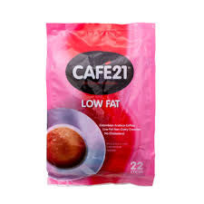 Cafe 21 Low Fat instant coffee - Soca Computer Accessories Supplies