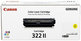 Canon Toner Cart 322 II  Color - Soca Computer Accessories Supplies