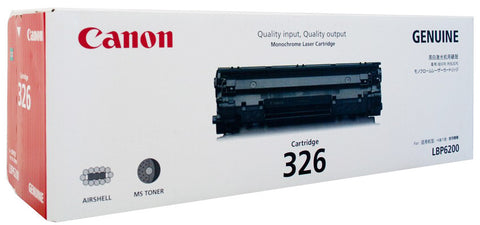Canon Toner Cart.326 (Bk) - Soca Computer Accessories Supplies