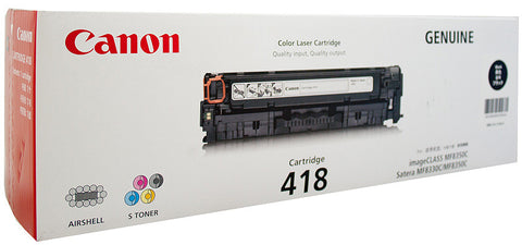 Canon Toner Cart.418 Bk - Soca Computer Accessories Supplies