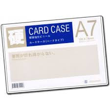 Bindermax Card Case A7 - Soca Computer Accessories Supplies