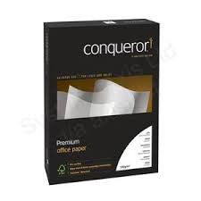 Conqueror Paper B/White Wove - Soca Computer Accessories Supplies