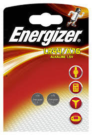 Energizer Battery LR44/1A76 - Soca Computer Accessories Supplies