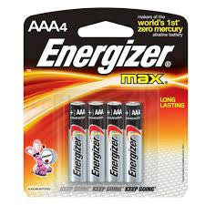 Energizer Battery AAA size - Soca Computer Accessories Supplies
