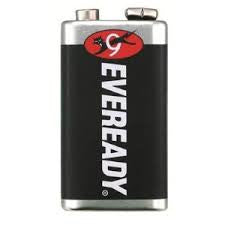 Eveready Battery 9V - Soca Computer Accessories Supplies