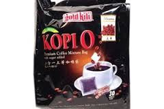 Gold Kili Coffee O - Soca Computer Accessories Supplies