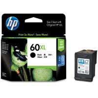 Hp Ink Cartridge #60XL bk - Soca Computer Accessories Supplies