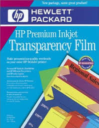 Tranparency Film Hp - Soca Computer Accessories Supplies