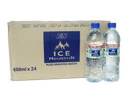 Ice Mountain 24's 600ml - Soca Computer Accessories Supplies