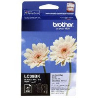 Brother Ink Cartridge LC39 Bk - Soca Computer Accessories Supplies