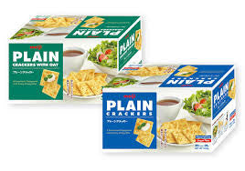 Meiji Crackers Plain Value Pack - Soca Computer Accessories Supplies