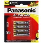 Panasonic AAA Alkaline Battery - Soca Computer Accessories Supplies