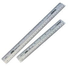 "Plastic Ruler 8"" - Soca Computer Accessories Supplies"