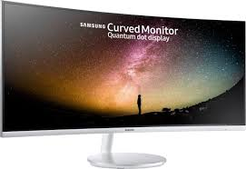"Samsung 34"" Curved LCD Monitor C34F791"
