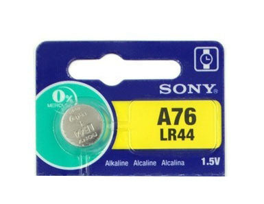 Sony Battery LR44/A76 - Soca Computer Accessories Supplies