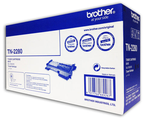 Brother Toner TN2280 - Soca Computer Accessories Supplies