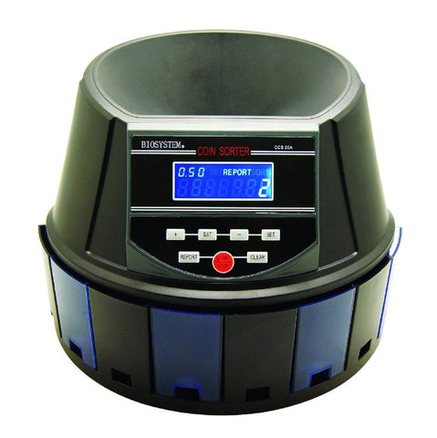 Biosystem CCS-10 Coin Counter