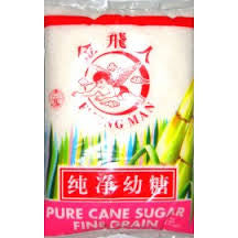 Flying Man 1kg Fine Sugar - Soca Computer Accessories Supplies