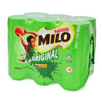 Milo Canned Drink 6 can 240ml - Soca Computer Accessories Supplies