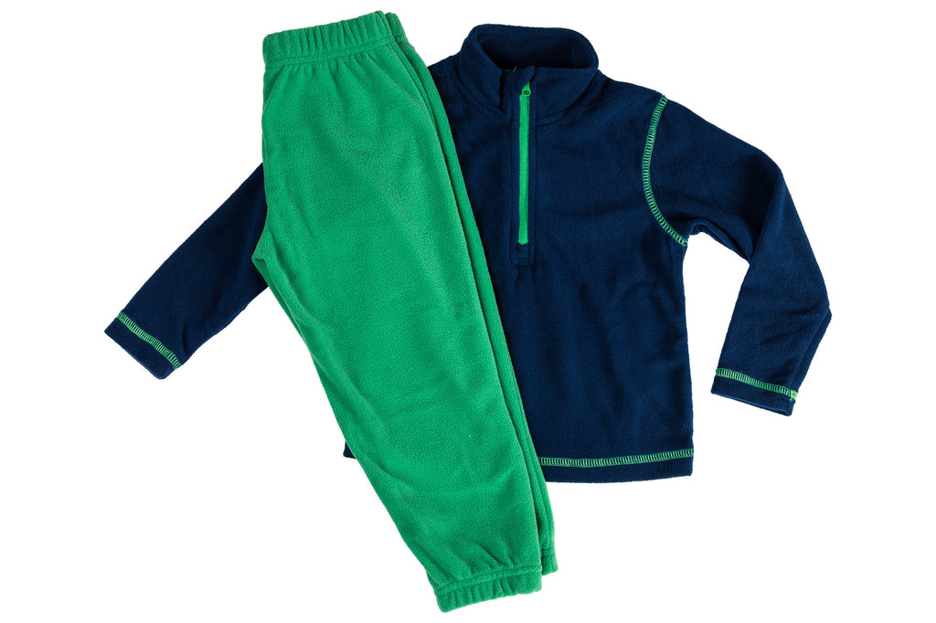 Mid Layer Fleece Set