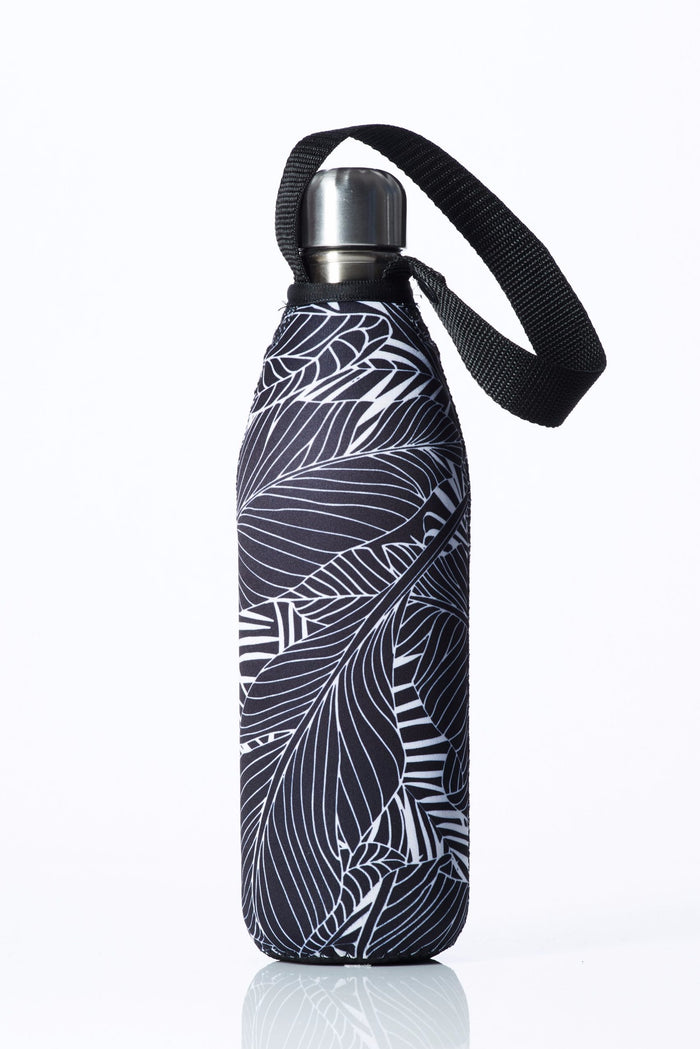 "TRVLR by BBBYO Cooler Carry Cover ""BLACK LEAF"" - 25 oz"