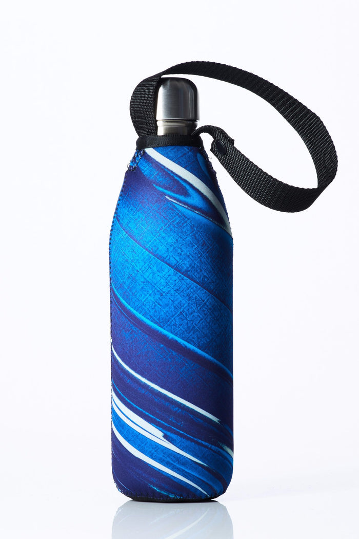 "TRVLR by BBBYO Cooler Carry Cover ""UNDERTOW"" - 25 oz"