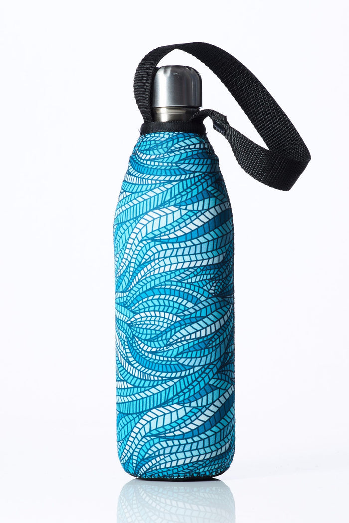 "TRVLR by BBBYO Cooler Carry Cover ""SEALEAF"" - 25 oz"