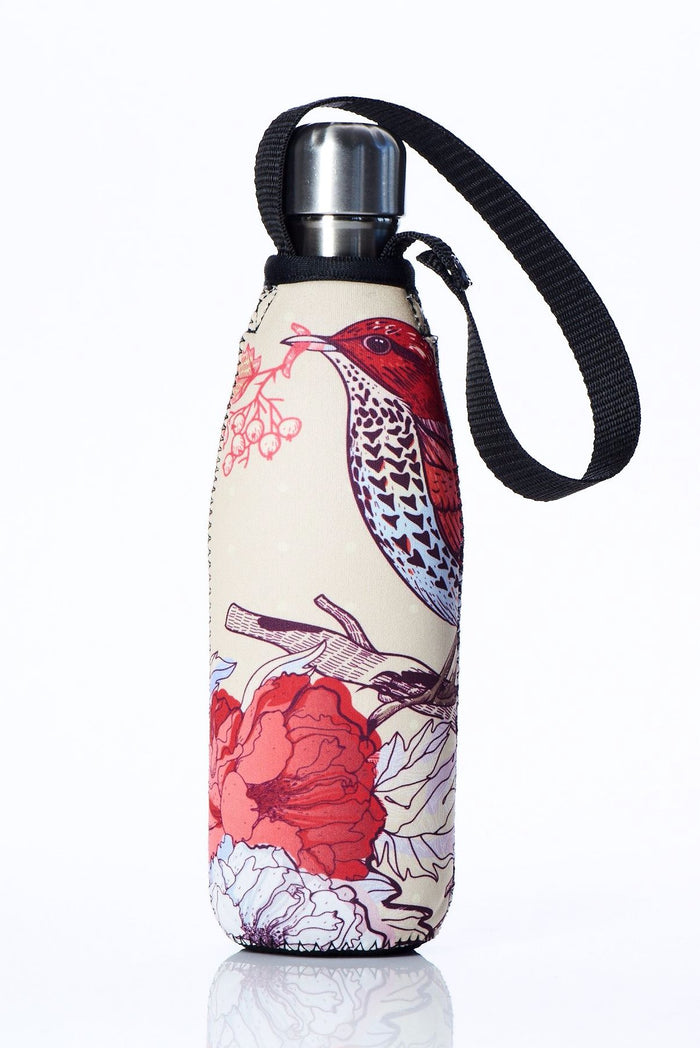 "TRVLR by BBBYO Cooler Carry Cover ""BIRD"" - 17 oz"