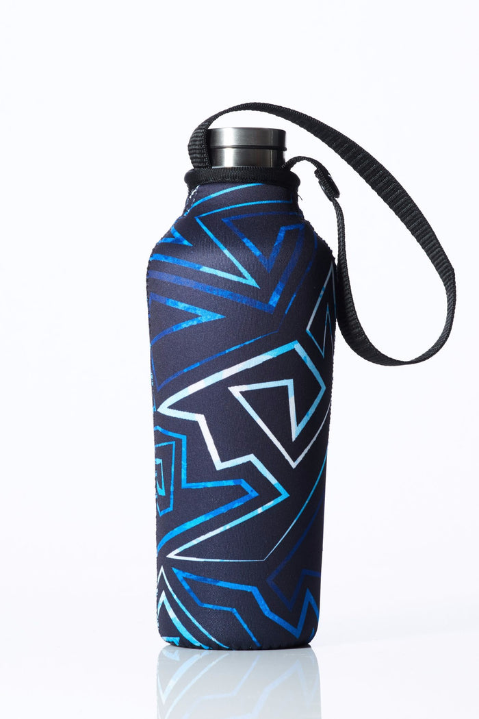 "TRVLR by BBBYO, Cooler Carry Cover for Corkcicle® ""NEON"" - 17 oz"