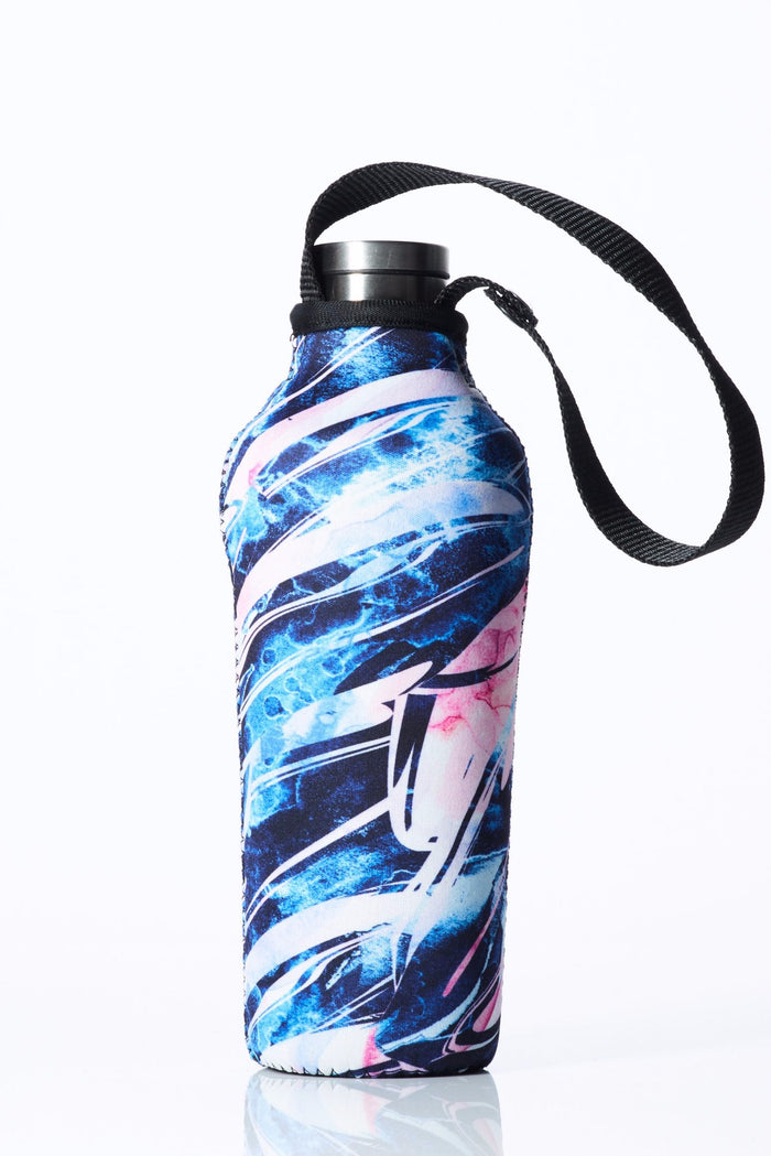 "TRVLR by BBBYO, Cooler Carry Cover for Corkcicle® ""THE 80's"" - 17 oz"