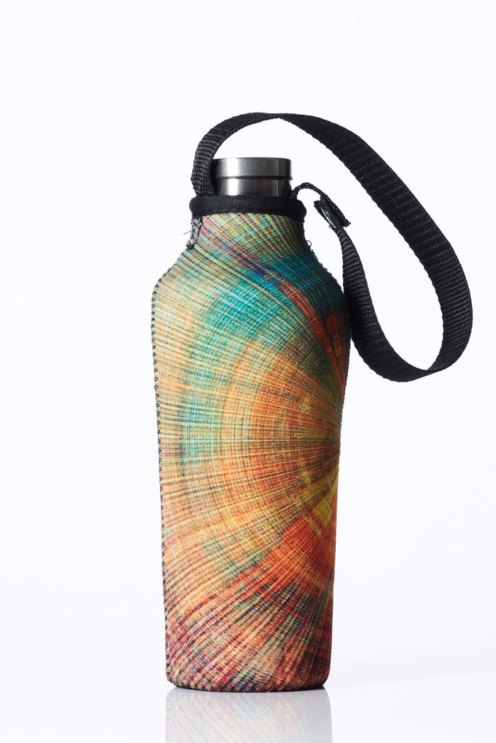 "TRVLR by BBBYO, Cooler Carry Cover for Corkcicle® ""SPIRAL"" - 17 oz"