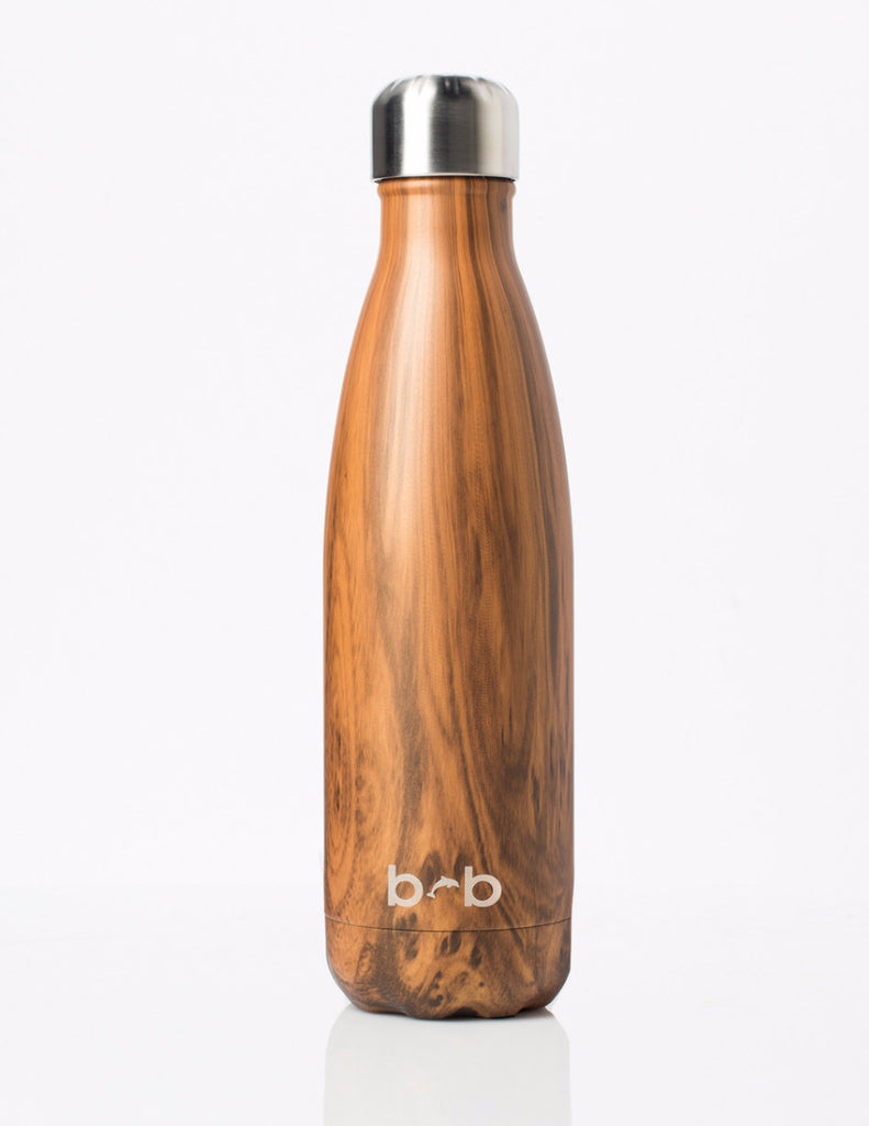 BBBYO FB + CARRY COVER  ('KOFE') STAINLESS STEEL INSULATED BOTTLE 17 oz