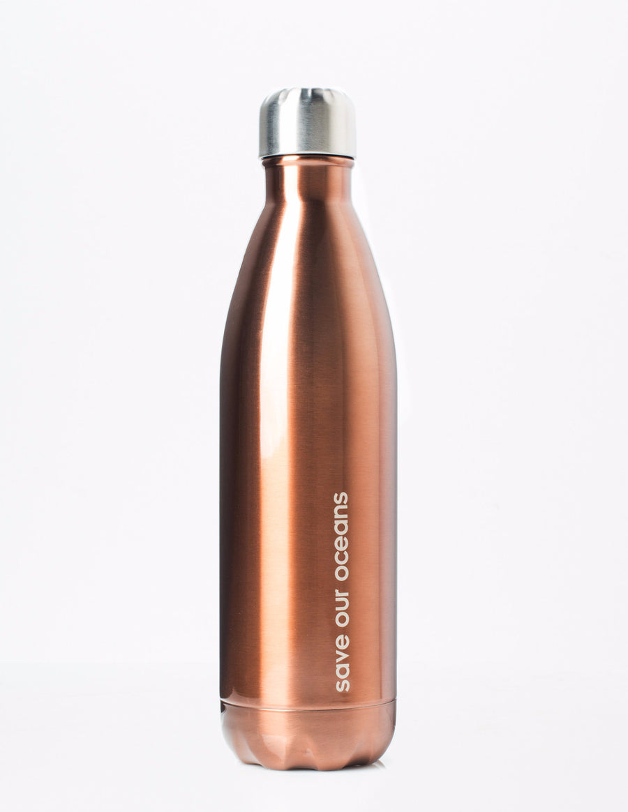 BBBYO FB + CARRY COVER COMBO ('ORIENT') STAINLESS STEEL INSULATED BOTTLE 25 oz