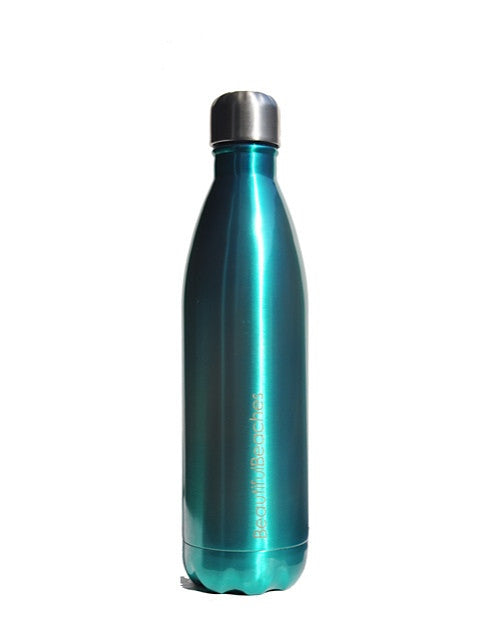 BBBYO FB + CARRY COVER COMBO ('SEALEAF MINT') STAINLESS STEEL INSULATED BOTTLE 25 oz
