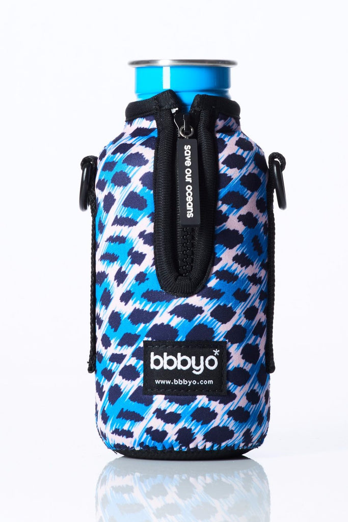 "TRVLR by BBBYO - for KLEAN KANTEEN® ""Classic"" - Cooler Carry Cover ""SPOTS"" - 18 oz"