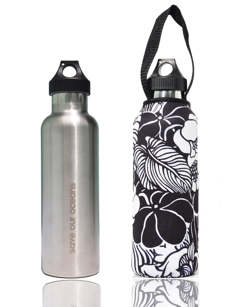 Bbbyo Quot Traveler Quot Stainless Steel Water Bottle With