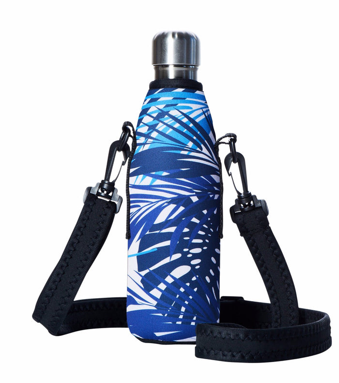 "TRVLR by BBBYO Cooler Carry Cover ""DESERT PALM"" - 17 oz"