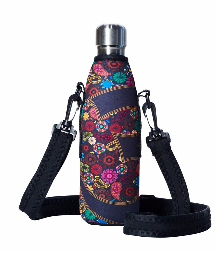 "TRVLR by BBBYO Cooler Carry Cover ""YOGA"" - 17 oz"