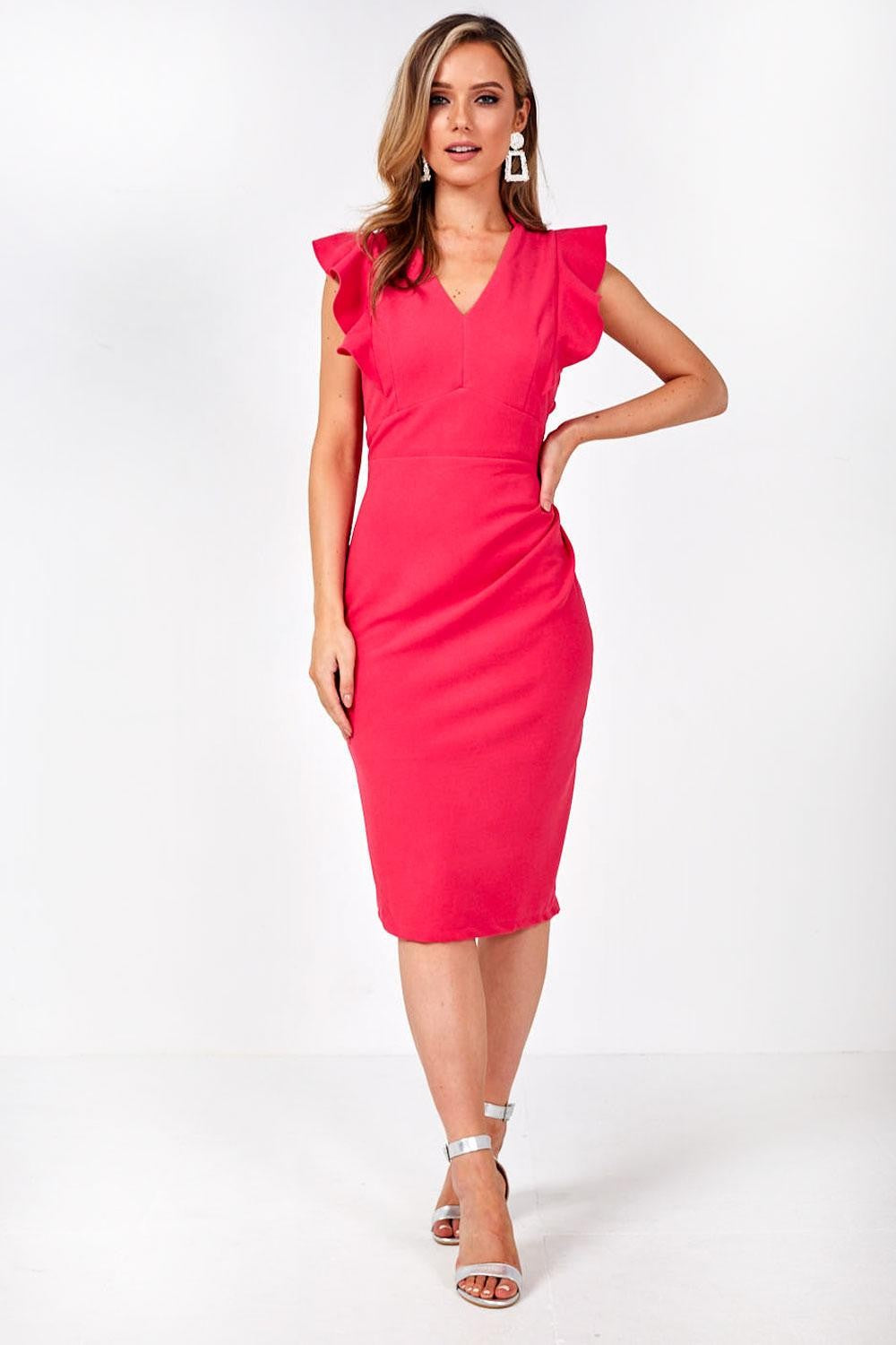 Roxie Dress Pink
