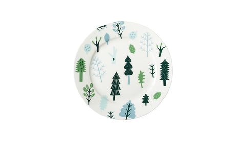 Forest Dinner Plate