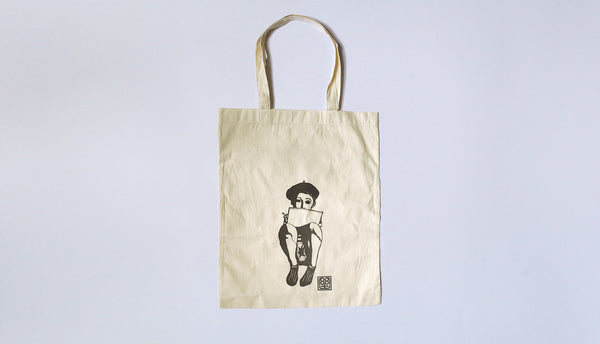 Tote Bag<br/> <i>Silkscreened</i>