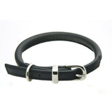 D&H CONTEMPORARY ROLLED LEATHER COLLAR