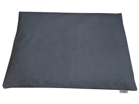 Dark Blue Denim Mattress Bed