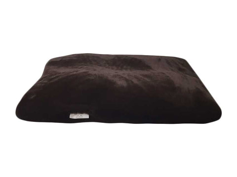 Faux Fur Bed Chocolate
