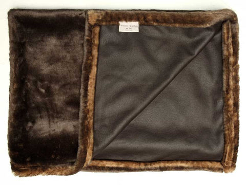 Luxury Faux Fur Dog Blanket