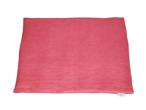 Raspberry Stonewash Cotton