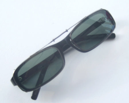 Will clip on sunglasses fit over plastic spectacle frames ...